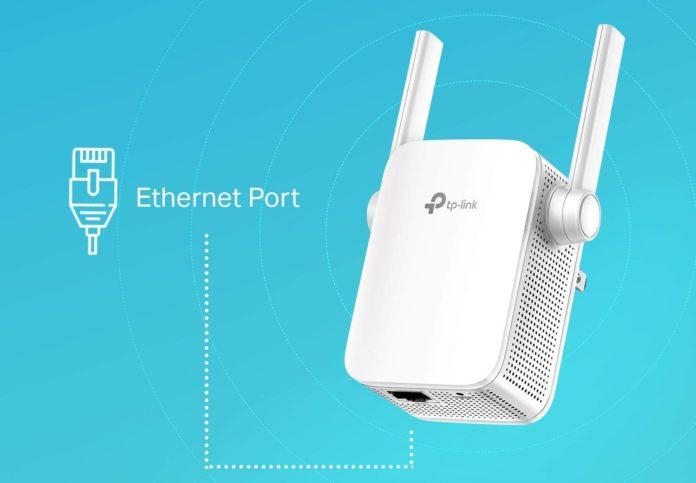 TP-Link N300 WiFi Range Extender-min