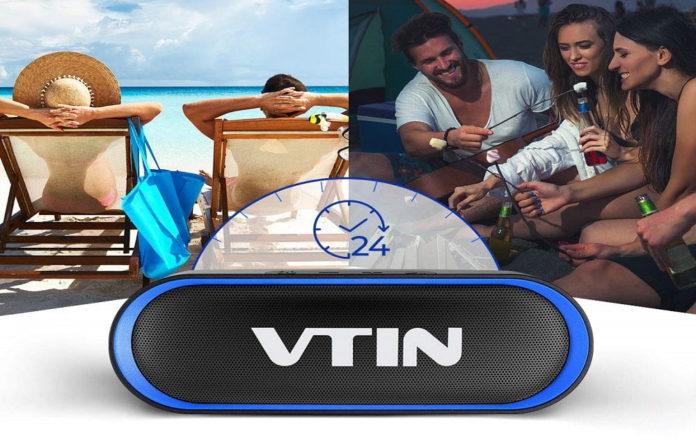 VTIN R4 Bluetooth Speaker V5.0-min