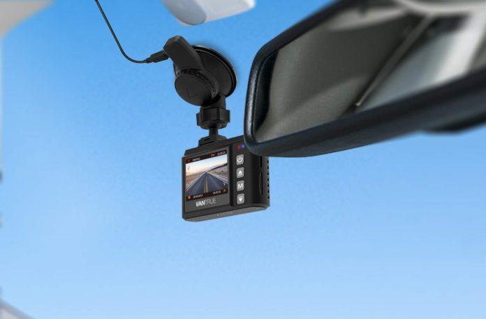 Vantrue N1 Pro Mini Dash Cam Full HD-min