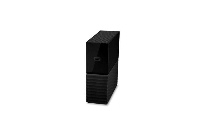 WD 12TB My Book Desktop External Hard Drive