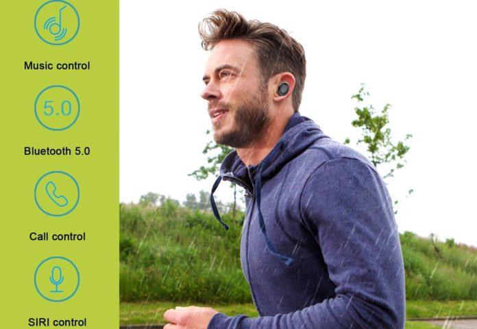 Wireless Earbuds TWS Headphones Bluetooth 5.0-min