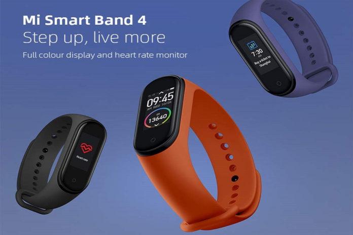 Xiaomi Mi Band 4-min