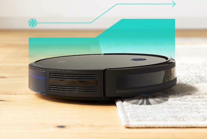eufy BoostIQ RoboVac 11S (Slim), Robot Vacuum Cleaner