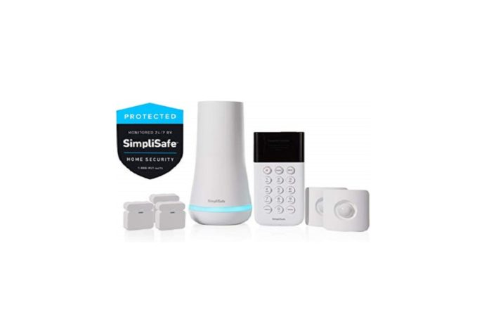 impliSafe 5 Piece Wireless Home Security System
