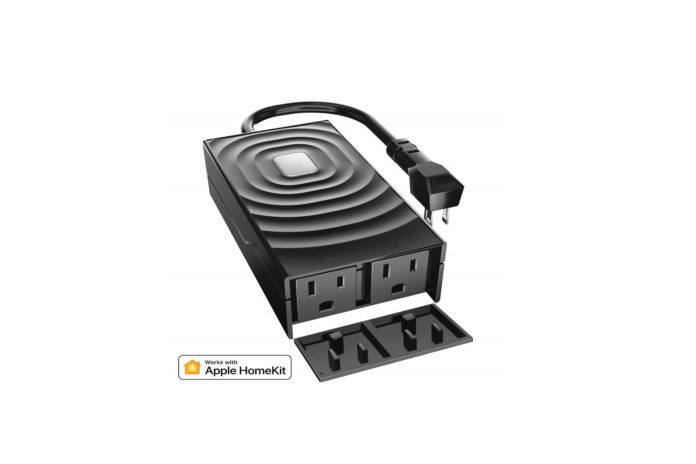 The new Outdoor Dual Outlet HomeKit Smart Plug is being offered by the Meross Direct via Amazon for $29.99 by clipping the on-page coupon from Amazon. The promo introduced at the end of December is good today for a $7 discount and matches our earlier reference for the all-time low. This smart plug is supported by HomeKit and features a weather-resistant design that enables outdoor lighting to be integrated more into your setting. It has two independently operated outlets and you can use Alexa, your assistant, and your mobile as commands, in addition to the Siri support With this new release, reviews continue to be published. Though from over 1,200 shoppers, the previous generation model carries a 4/5 star rating. Product Highlights: Ideal for Outdoor Use: IP44 weatherproof housing and sockets cover. Ideal for Garden, Backyard, Christmas tree, Kitchen, Landscape lighting, Bathroom, Porch, Balcony, Garage, Basement, Patio or Electric grill, Sprinkler, Washing machine, Lamps, and other outdoor or indoor-use electric appliances, etc. Do not use it for a pump. Remote and Voice Control: Control the two sockets individually from anywhere anytime. ONLY supports the Meross app. Works with Apple HomeKit (iOS 13 or above), Amazon Alexa, Google Assistant and compatible with SmartThings. All data is securely transmitted and stored using Amazon AWS servers in the US. Note: iOS will guide you to HomeKit setup and management. HomeKit remote control requires additional Apple devices such as iPad, HomePod or Apple TV. Schedule and Timer Setting: Schedule each socket to turn on and off automatically. An added benefit of saving energy when the plugged-in appliances are not needed or are left on by accident. Support sunrise and sunset setting. Safety Guarantee: Certified by FCC/ETL(Control Number 5012797). Upgrade Version WiFi outdoor plug equipped with fire-retardant housing and overload protection circuit. Reliable Connection: Powered by Mediatek IoT chipset, Meross smart outdoor plug