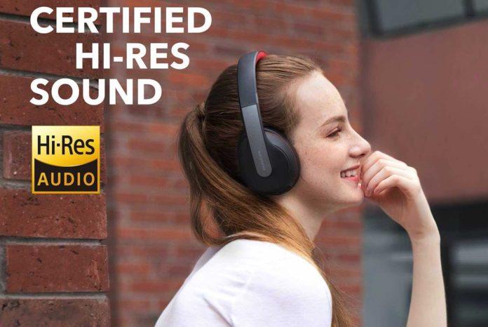 Anker Soundcore Life Q10 Wireless Bluetooth Headphones