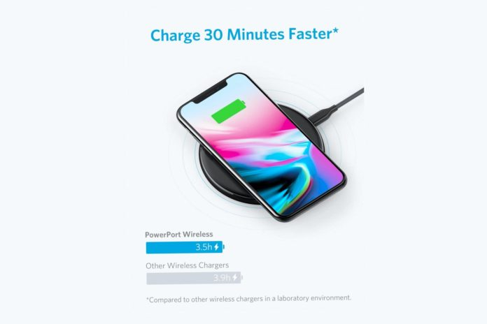 Anker Wireless Charger, PowerPort Wireless 5 Pad
