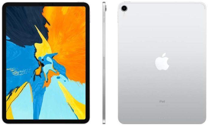 Apple iPad Pro (11-inch, Wi-Fi, 1TB) - Silver (Latest Model)