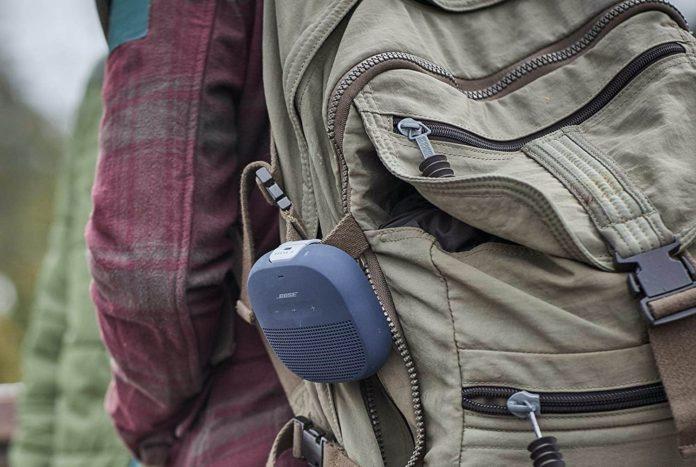 Bose SoundLink Micro, Portable Outdoor Speaker-min