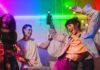Govee Multicolor 16.4ft APP Control Bluetooth LED Light Strip,