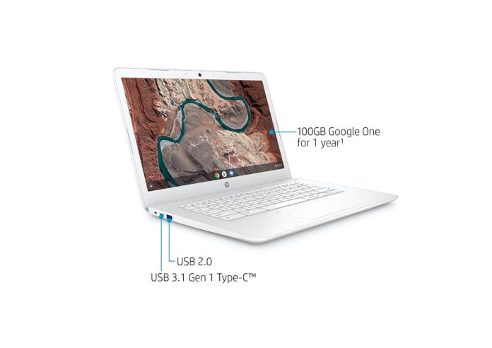 HP Chromebook 14-inch Laptop