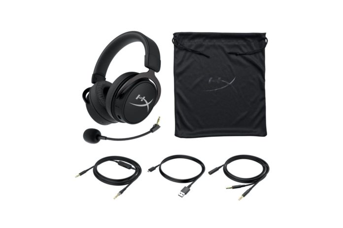 HyperX Cloud Mix Wired Gaming Headset + Bluetooth - Game and Go