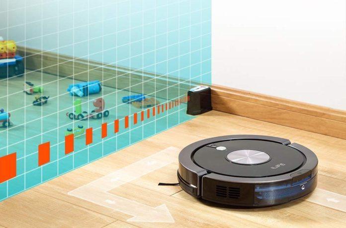 ILIFE A9 Robot Vacuum Cleaner