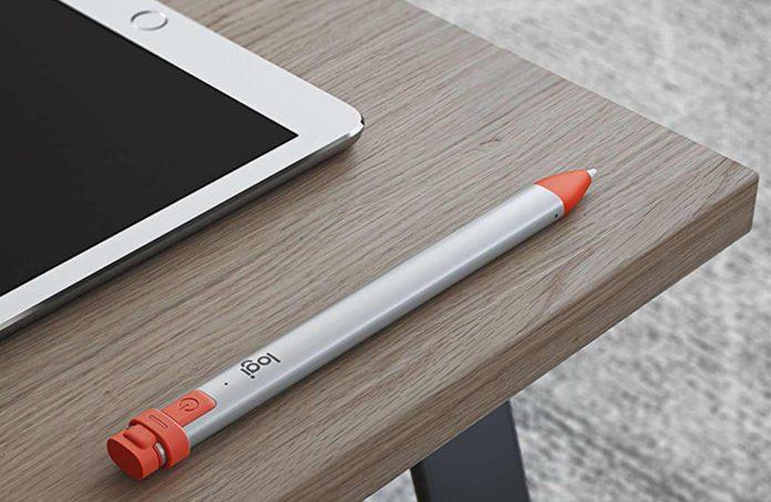 Logitech Crayon Digital Pencil for iPad Pro