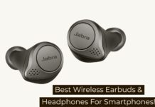 Best Earbuds & Headphone For Smartphone