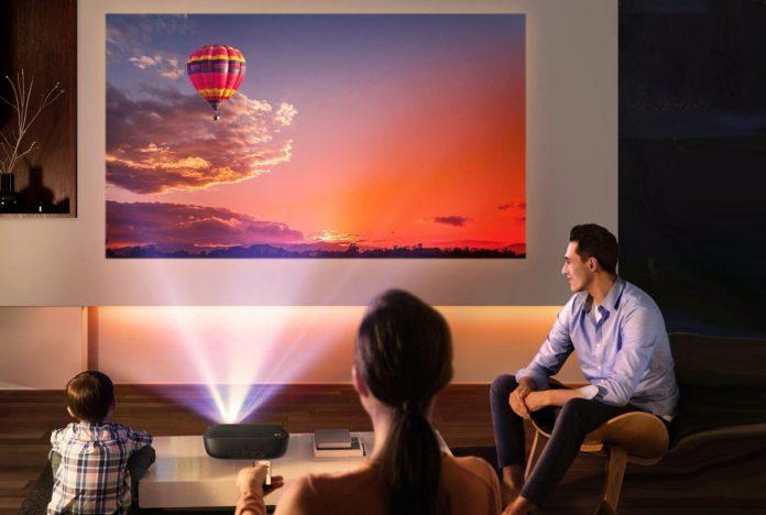 Nebula by Anker Prizm Multimedia Projector-min