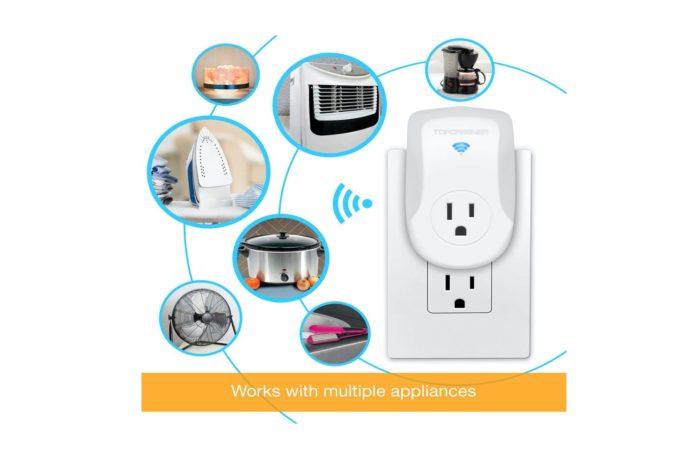 OPGREENER Smart Wi-Fi Powerful Plug