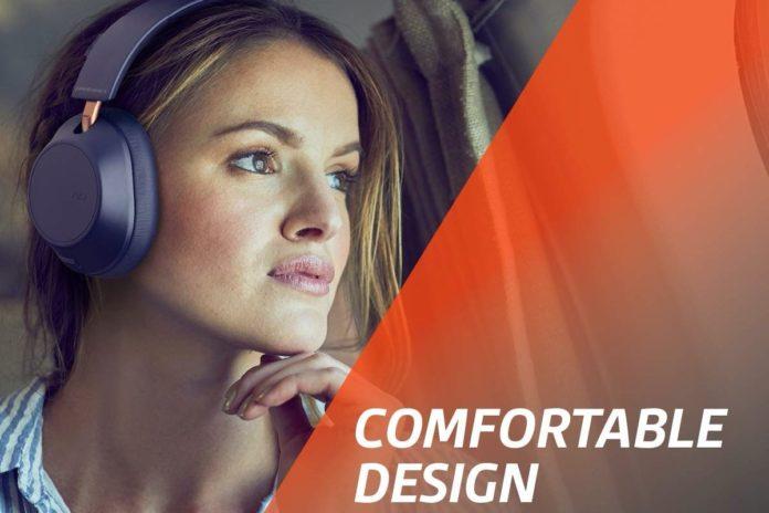 Plantronics BackBeat GO 810 Wireless Headphones-min