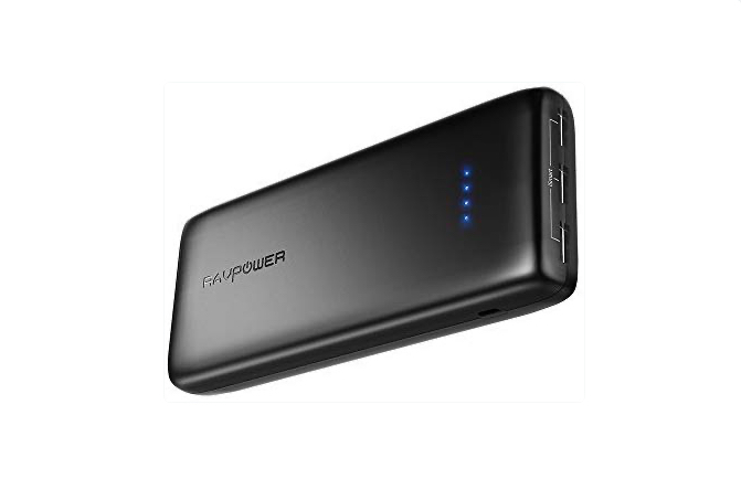 RAVPower 22000mAh External Battery Pack Portable Charger 22000 Power Banks
