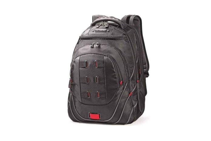 Samsonite Luggage Tectonic 17 Pft Backpack