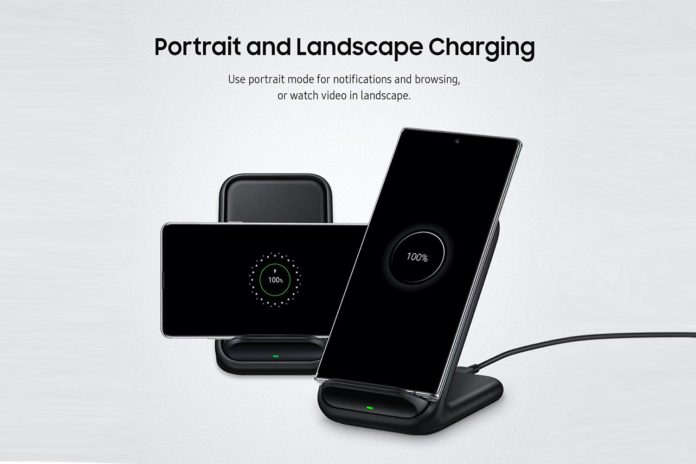 Samsung 15W Fast Charge 2.0 Wireless Charger