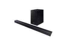 Samsung 2.1 Soundbar HW-R550 with Wireless Subwoofer