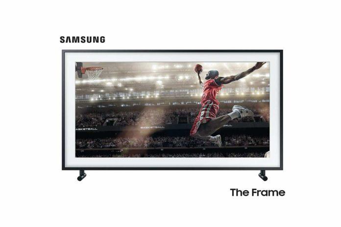 Samsung QN43LS03RAFXZA Frame 43-Inch QLED 4K LS03 Series Ultra HD Smart TV