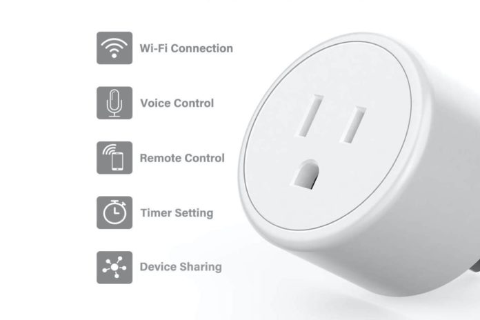 Smart Plug - Aoycocr Mini WIFI Switch