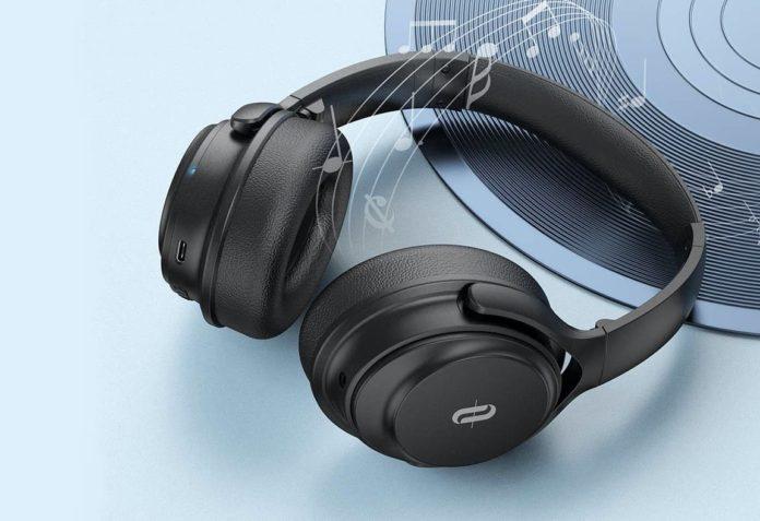 TaoTronics Bluetooth Headphones [2020 Version]-min (1)