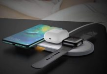 Torteco 3 in 1 Wireless Charger Pad