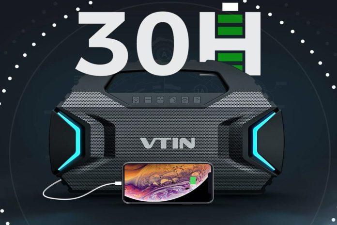 VTIN R7 Bluetooth Speakers
