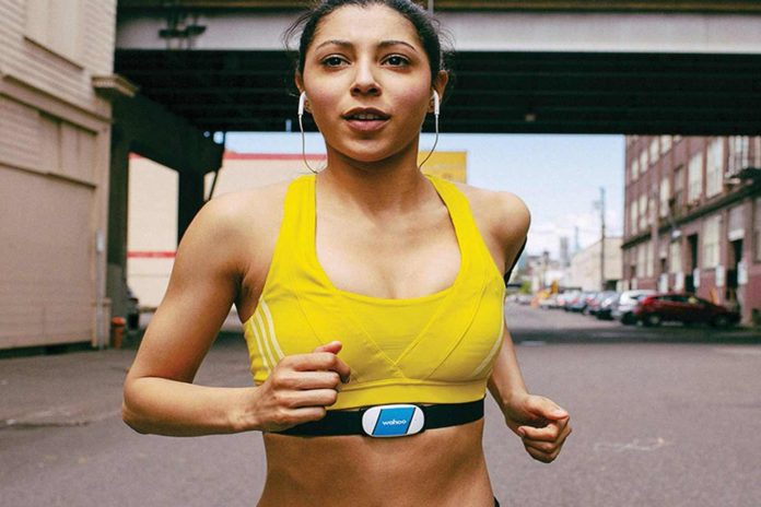 Wahoo TICKR Heart Rate Monitor, Bluetooth:ANT+