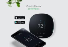 ecobee3 Lite Smart Thermostat with 2 Room Sensors