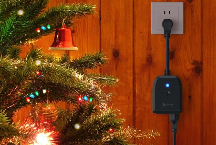 iClever Outdoor Smart Plug -min