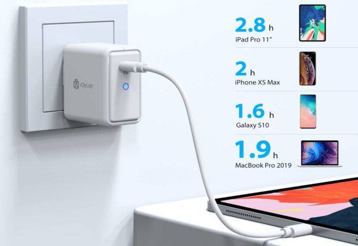 iClever USB C Charger