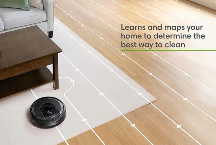 iRobot Roomba i7+ (7550) Robot Vacuum-min