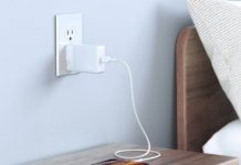AUKEY USB-C Charger with 27W Power Delivery 3.0,