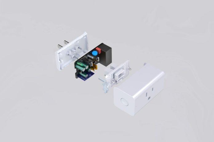 AUKEY Wi-Fi Smart Plug (2 Pack)