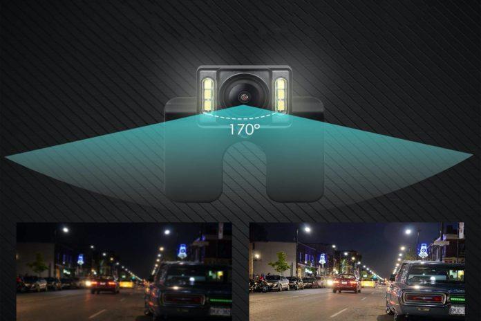 AUTO-VOX M1W Wireless Backup Camera Kit-min