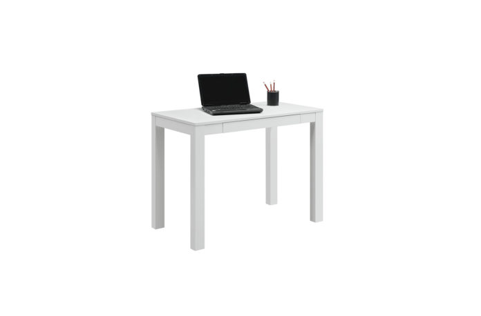 Ameriwood Home Parsons Desk with Drawer