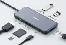 Anker USB C Hub Adapte