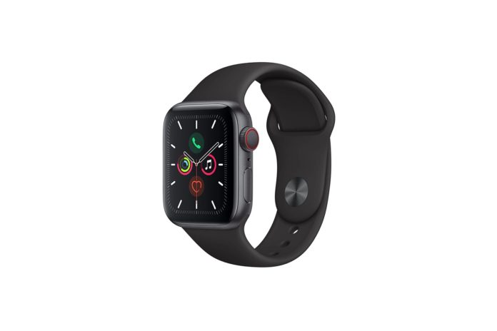 Apple Watch Series 5 (GPS + Cellular, 40mm)