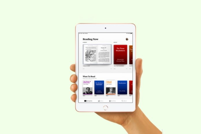 Apple iPad mini (Wi-Fi, 64GB) - Silver (Latest Model)