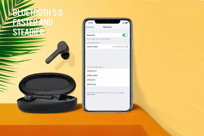 Dudios True Wireless Earbuds-min