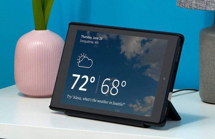 Fire HD 8 Tablet (8 HD Display, 16 GB)