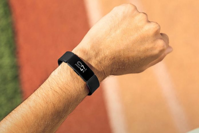Fitbit Inspire HR Heart Rate & Fitness Tracker,