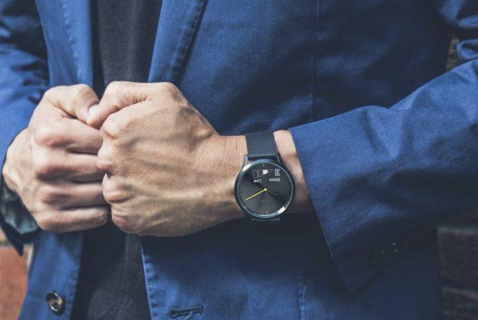 Garmin vívomove HR, Hybrid Smartwatch