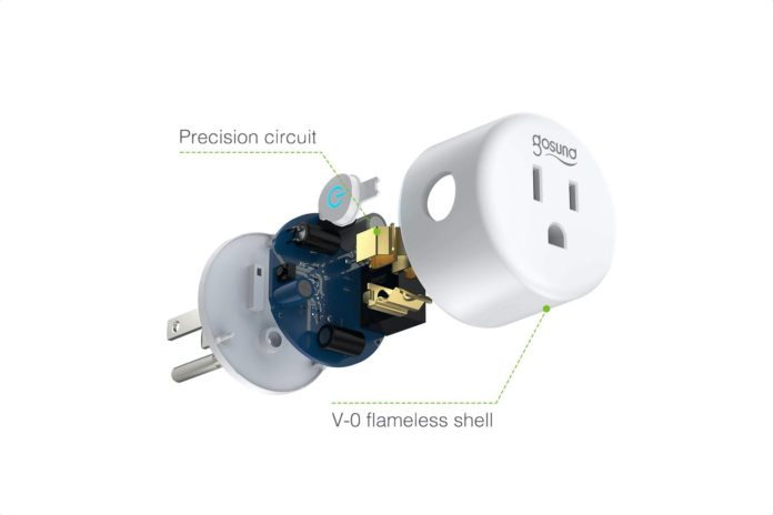 Gosund Mini Wi-Smart Plugs