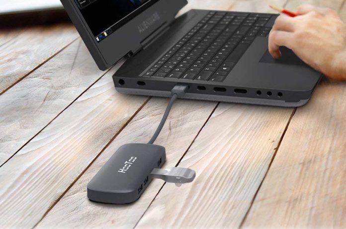 HooToo Ultra Slim 4-Port USB 3.0 Data Hub
