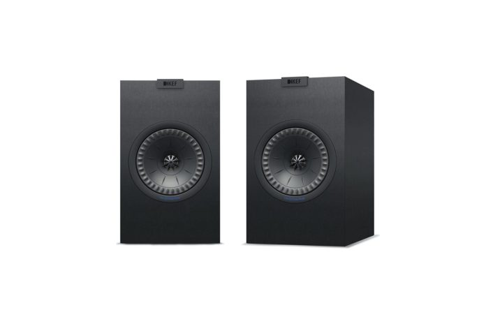 KEF Q150B Q150 Bookshelf Speakers (Pair, Black)